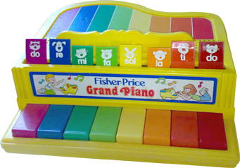 Toy Piano Horrorshow Mp3